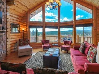 Luxury Colorado Lodge Cabin