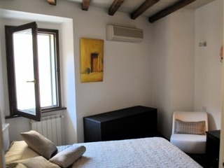 Modern Design in Trendy Trastevere, 2 Brs, 2 Baths & Terrace - image