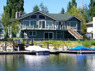 Remarkable Expansive Tahoe Keys Home with Dock - image