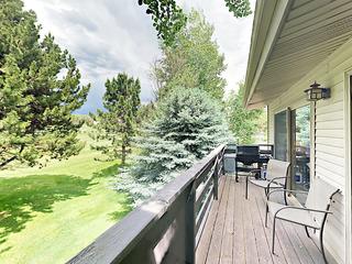 Deck w/ Golf Course View! Near Aspen & Snowmass