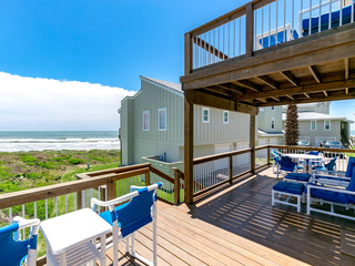 Beachfront Beauty in Port Aransas