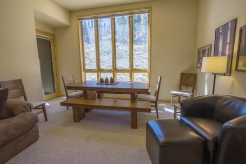 Snowcrest Lodge #104 Vacation Rental in Kirkwood - RedAwning