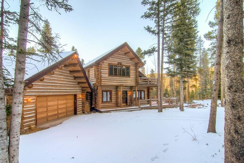 Bear Lodge Vacation Rental in Breckenridge - RedAwning