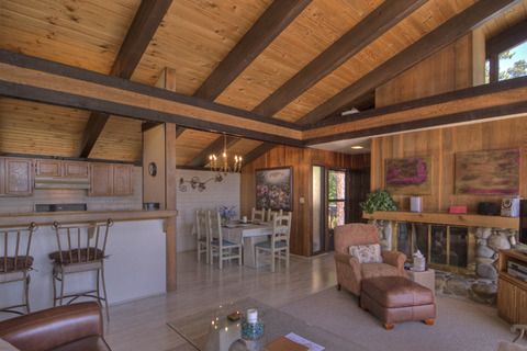 Lake Tahoe Mountain Escape with Hot Tub and Pool Table Vacation Rental in Incline Village - RedAwning