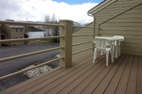 Centennial D Vacation Rental in Dillon - RedAwning