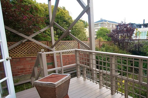 Presidio Studio Vacation Rental in San Francisco - RedAwning