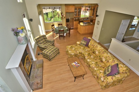 Sunset Peak Abode Vacation Rental in Sonoma - RedAwning