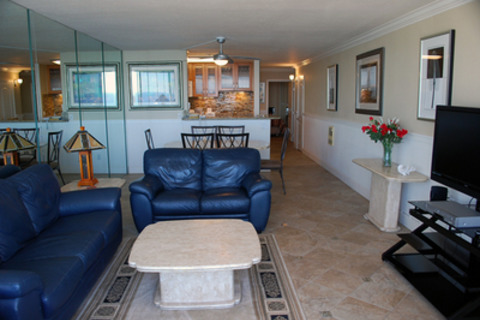 Capri By The Sea - 1006 Vacation Rental in San Diego - RedAwning