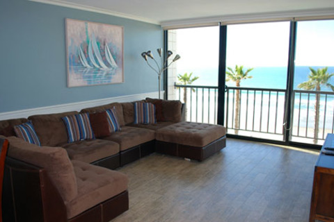 Capri By the Sea-207 Vacation Rental in San Diego - RedAwning