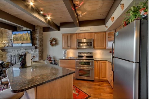 Waterfront Chalet Vacation Rental in Tahoe Keys - RedAwning