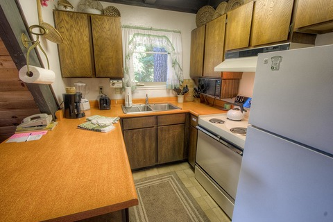 Affordable Authentic Chalet in the Woods Vacation Rental in South Lake Tahoe, CA - RedAwning