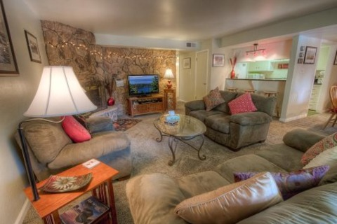 Condo in Perfect Location on South Shore Vacation Rental in City of South Lake Tahoe - RedAwning