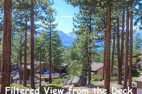 Swiss-Inspired 3 Bedroom Chalet Vacation Rental in City of South Lake Tahoe - RedAwning