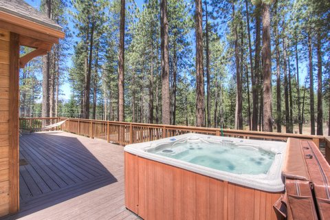 Unbelievable 6 Bedroom Brand New Home Vacation Rental in South Lake Tahoe, CA - RedAwning