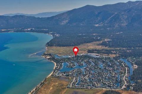 Tahoe Keys Studio Condo with Private Hot Tub Vacation Rental in Tahoe Keys - RedAwning