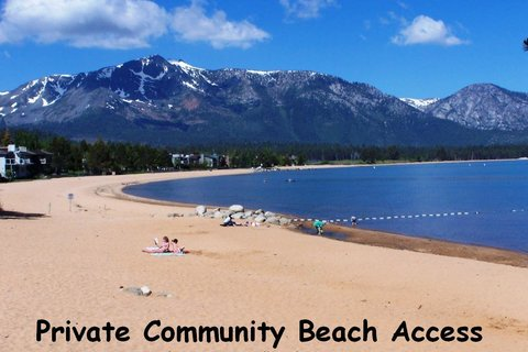 Great Value Home Just Steps from the Lake Vacation Rental in Tahoe Keys - RedAwning