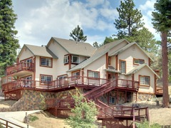 Moose Manor- Large Deck with 180 Degree Views of the Lake