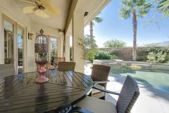 Lavish Palm Springs Home + Casita