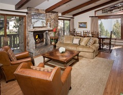 3Br Residence with Fire Place For Cozy Winter Nights in Vail