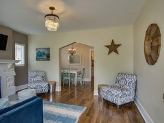 Precious, Bright Bungalow in East Nashville! Close to Downtown/Germantown!