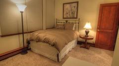 Ballard House 207B Hotel Room
