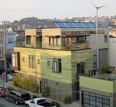 Fabulous, Modern 'Green' Mission Home- Wind & Sun Powered