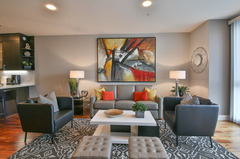 Stylish & Modern Upscale 2 Bedroom Condo in Trendy SOMA
