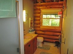 Vermont Log Cabin Brandon