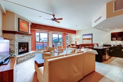 Ski-in/Ski-out Penthouse at the luxurious Osprey