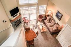 Mountain Club at Kirkwood- Ski In/Ski Out 1 Bedroom + Loft #320-322