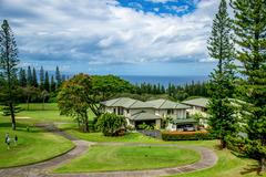 Kapalua Golf Villa 25V2 Gold Ocean View