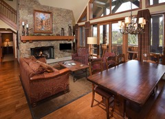 Spacious 4Br/4.5Bath Ski-in/out in Bachelor Gulch Sleeps 10
