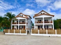 Belize6: VeLento Oceanfront Rentals: 2 bed 2 bath Villa #2
