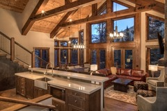 Cabins Lane Ski House