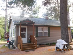 Knotty Pine Resort- White Pine Cabin