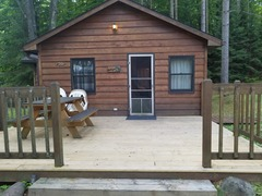 Old Stoney's Resort- Walleye Cabin