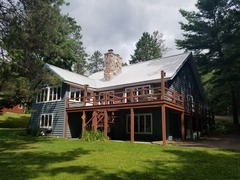 Mercer Lake Resort- Musky Lodge