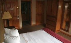 Mountain Lodge- Small Queen Lodge Room