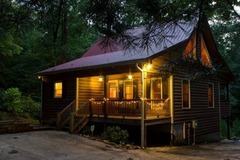 Knotty Pine (3 Bedroom cabin)