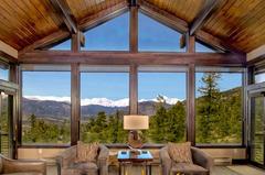 Hyler Mountain Lodge Home