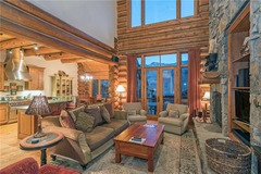 Stunning Vacation Rental with Ski-in Ski-out Access