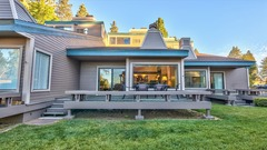 Luxury Townhome with Views of Lake Tahoe