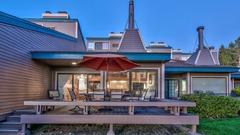 Spacious Lakefront 3-Bedroom Townhome – Sleeps 10!