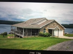 Boathouse Inn at Mountain Lake Paradise
