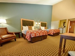 The Lodge- Deluxe Two Queen Beds