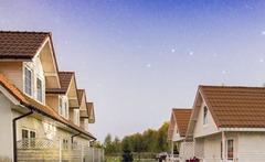 Terraced house