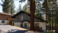 Carinthia Cabin Sleeps 6 in Incline Village