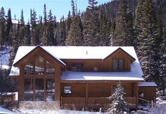 Pine River cabin