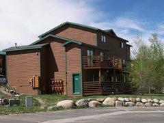 Timber Lodge 2 bed 2 bath