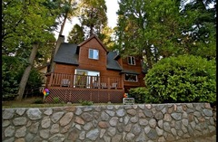 Honey Bear Lodge Cabin